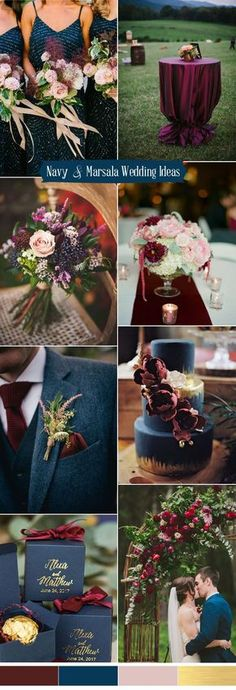 blue-marsala-and-pink-wedding-color-ideas-for-20172.jpg 600×1,755 pixeles