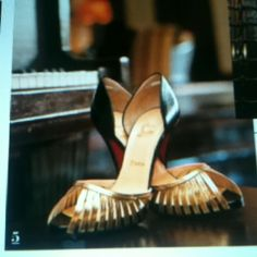 Christian Louboutins Simply Divine Marie Claire May 2012