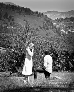 David and Hayden's beautiful Napa Paparazzi proposal.