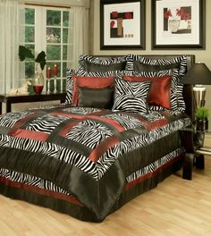 http://archinetix.com/sherry-kline-jungle-passage-zebra-comforter-set-queen-black-white-8-piece-p-8257.html