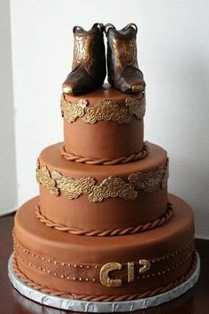 How To Make A Cowboy Hat Cake Topper Hat Cake Cowboys