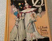 Glinda of Oz, L. Frank Baum, Reilly & Lee Co., Chicago, 1920.