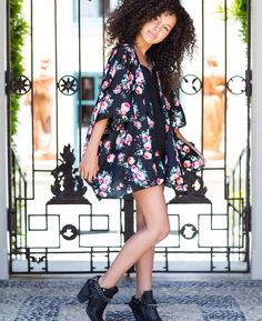 Be yourself & you will always be in fashion @sofia_wylie @alexkruk @christinaturino #beyourself #bewhoyouwereborntobe #befree #youareenough #izzybeclothing #disneychannel #andimack #fighthumantrafficking #madetomakeadifference #fashionwithpurpose