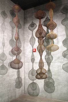 Wire Sculptures, by Ruth Asawa   Flickr - Photo Sharing!