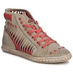 Ψηλά Sneakers Fornarina KATE - http://athlitika-papoutsia.gr/psila-sneakers-fornarina-kate/