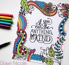 Free printable coloring pages, adult coloring book pages, coloring books, c Owl Coloring Pages, Free Printable Coloring Pages, Coloring Books, Colouring, Free Printables, Printable Crafts, Zantangle Art, Drawing Quotes, Kids Prints