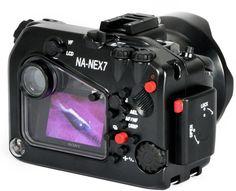 Nauticam underwater housing for the Sony NEX-7 camera