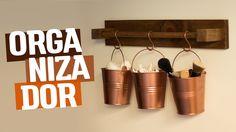 DIY - ORGANIZADOR Banheiro & Cozinha | Diycore