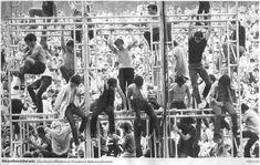 1969 - Woodstock Festival