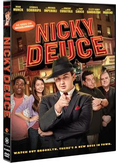 """DVD """"Nicky Deuce"""" (& Giveaway Ends 7/22)"""