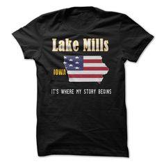 Lake Mills, Iowa