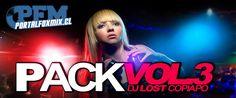 descarga Pack Remix Hits Vol. 3 Dj Lost Copiapó ~ Descargar pack remix de musica gratis | La Maleta DJ gratis online