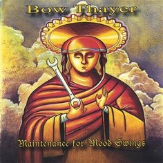 Bow Thayer - Maintenance For Mood Swings, Blue