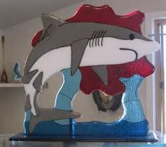 stained glass sharks - Yahoo Image Search results