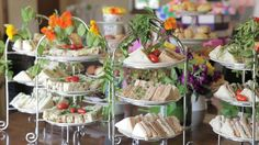 my catering company anyone for tea catering catered this beautiful bridal shower tea party in los angeles california