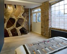 #NosGusta #NosInspira Shoreditch Loft: Affect-t architect and designers