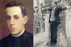Hoy, 23 de noviembre, celebramos a ... Beato Miguel Agustín Pro. El gran mártir de la persecución contra los católicos en México