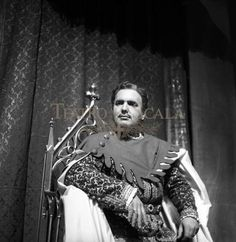 Gino Bechi as Alfonso XI,1953