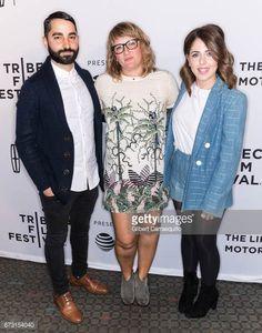 04-26 NEW YORK, NY - APRIL 25: Producers Sev Ohanian, Mel Eslyn... #becicime: 04-26 NEW YORK, NY - APRIL 25: Producers Sev… #becicime