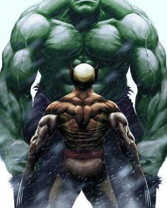 """""""Because you thought you were stronger than the Hulk? No one is stronger than the Hulk! Comic Book Characters, Marvel Characters, Comic Character, Comic Books Art, Comic Book Heroes, Comic Art, Marvel Wolverine, Anime Comics, Marvel Comics Art"""