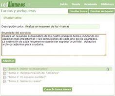 redAlumnos - Herramientas de evaluación en las redes educativas