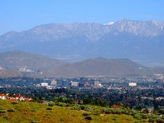 Riverside, California - this is where I did most of my growing up