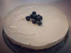 Perzik kwark taart met bastognebodem gemaakt door ZOET! #kwarktaart #perzik #zoet #zeist #tearoom #lunchroom