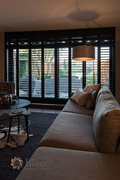 Trendy Home Dco Style Window Ideas Simple Living Room Decor, Beautiful Living Rooms, My Living Room, Home And Living, Living Styles, Trendy Home, Living Room Inspiration, Room Decor Bedroom, Shutters