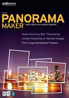 STOIK Panorama Maker Activation Key   Fast and Easy Way to create panoramic photos on Windows.   STOIK Panorama Maker   is automatic pa...