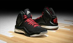 official photos 42844 4648a adidas D Rose 5 Boost D Rose Shoes, Derrick Rose, Adidas Sneakers, Shoe