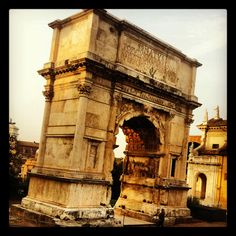 #Rome #travel #arch