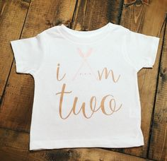 A personal favorite from my Etsy shop https://www.etsy.com/listing/265603843/tribal-birthday-shirt-i-am-two-birthday