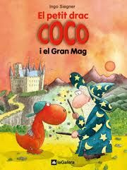 El Petit drac Coco i el gran mag, Ingo Siegner