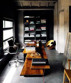 Home office | elle decor italia March 2011