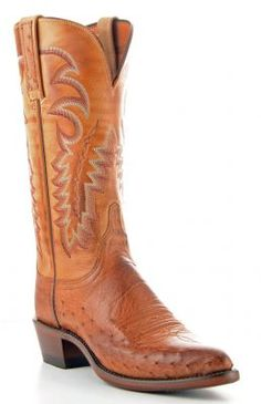 THESE ARE THE ONES I AM GETTING!!!!! THEY ARE THE EXACT PAIR I HAVE BEEN LOOKING FOR!! :)    Womens Lucchese Smooth Ostrich Boots Barnwood #N9270 via @Allens Boots