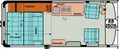 Sprinter dimensions for various models | Sprinter RV Ideas ...