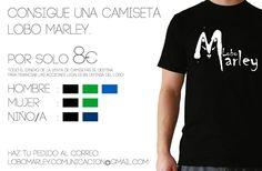 Camiseta en defensa del Lobo Iberico