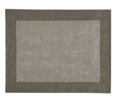 Henley Rug - Gray | Pottery Barn 9' x 12' for $749