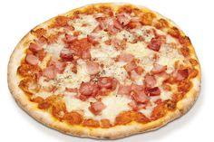 pizza elaborada con pan casero sin gluten Best Gluten Free Bread, Gluten Free Pizza, Vegan Gluten Free, Homemade Dinner Rolls, Pizza Dough, Hawaiian Pizza, Cooking Recipes, Lunch, Food