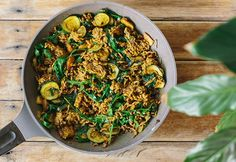 Mexican Turmeric Mince with Sneaky Greens