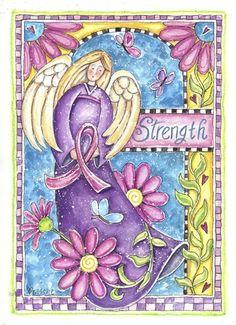 Breast+Cancer+Awareness:+Strength+Angel