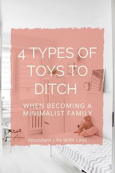 How to declutter toys | Toy organization solution | How to become a minimalist with kids | #minimalismwithkids #minimalistfamily #declutteryourhome #toyorganization