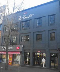Paul Bassett Coffee Seoul Ewha University