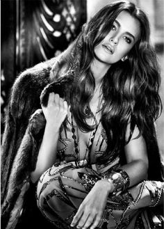 Leyla Lidya Tugutlu-Turkish Model
