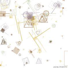 polyhaiku-376348 2016 #art #geheimschriftkunst #design #polyhaiku #typography #followforart