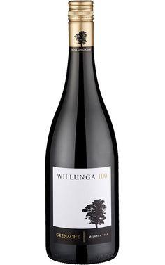 Willunga 100 Grenache 2014 McLaren Vale #Willunga100Wines #Grenache #redwine #wine #Australia #Justwines #wineonline #buywineonline #aussiewine #aromas #flavours #tannins #foodpairing Wines, The 100, Bottle, Flask