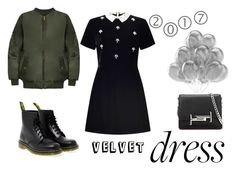 """""""NOT CHEEP ..INEXPENSIVE"""" by wendy-tankson ❤ liked on Polyvore featuring WearAll, Miss Selfridge, Dr. Martens and Tod's"""