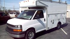 2006 Chevy Express Work & Utility Truck~14ft Utilimaster Body ...