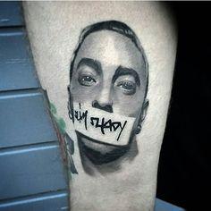Sam Riera Cole @samcoletattoo Wisbech UK #tattwho #wisbech #tattoo #tattoos #tattooartist #tattooartists #tattooist  #tattooer #artist #tattoolife #instaart #instatattoo #tattoodesign #tattooed #inked #tattooaddict #tattooart #art #photooftheday #instagood #instastyle #instabeauty #bodyart #tattooidea #tattoooftheday #realism #blackandgrey #blackandgray #slimshady #eminem