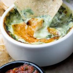 Healthy Spinach Dip Recipe for Dinner Parties-Shape Magazine